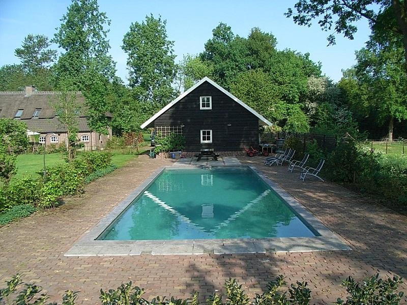Prijzen voor het aanleggen van uw zwembad for Wohnwand 3 meter lang