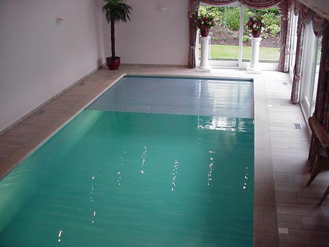 Zwembad In Huis : Binnenzwembad aanleggen